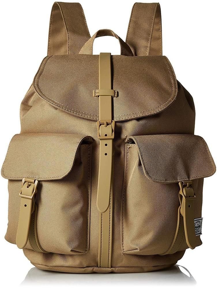 151fe4f61a7 Dawson XS Backpack Kelp Brown Magnetic Flap Cinch Book Bag  Herschel   Backpack  Kelp  ebay  khaki  school  fannypacks  fashion  style  shopping   repcapinc