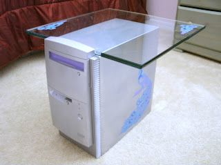 Repurpose Reuse Recycled Furniture Repurposed Computer Diy