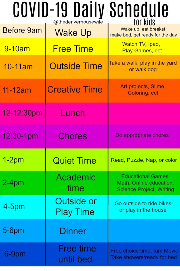 I Want This Schedule In 2020 Daily Schedule Kids Homeschool Daily Schedule Kids Schedule