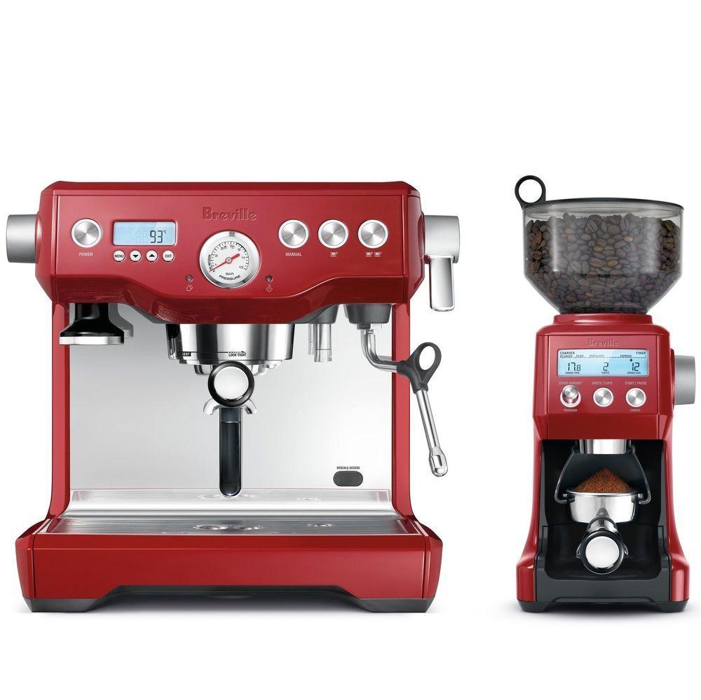 breville smart coffee grinder pro espresso setting