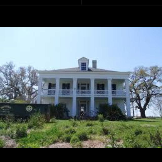 Felicity Plantation Aka Skeleton Key House Home House
