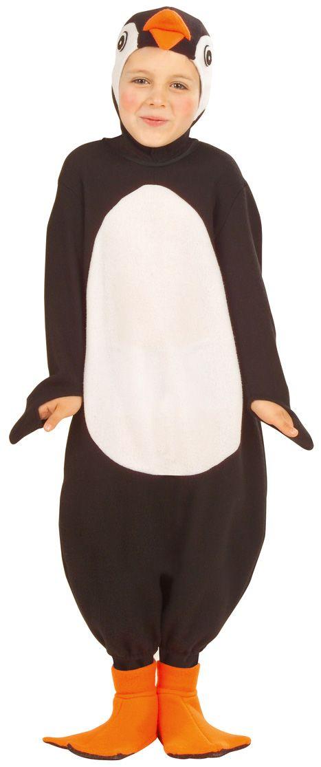 Halloween Verkleedkleding Kind.Pinguin Outfit Voor Kinderen Vegaoo Kinder Kostuums