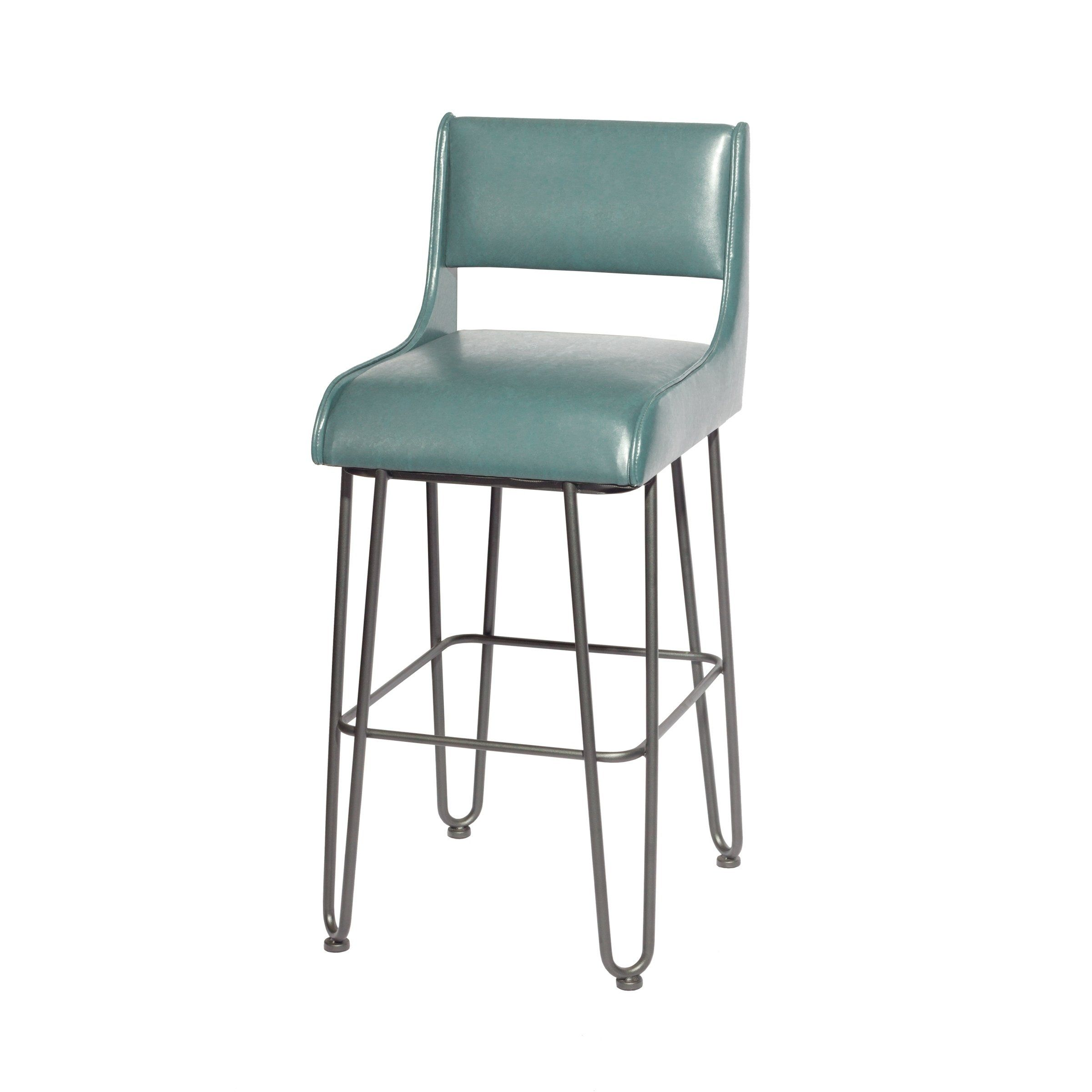 Magnificent Drigger Bar Chair By Greyson Living Bar Height Gray In Dailytribune Chair Design For Home Dailytribuneorg