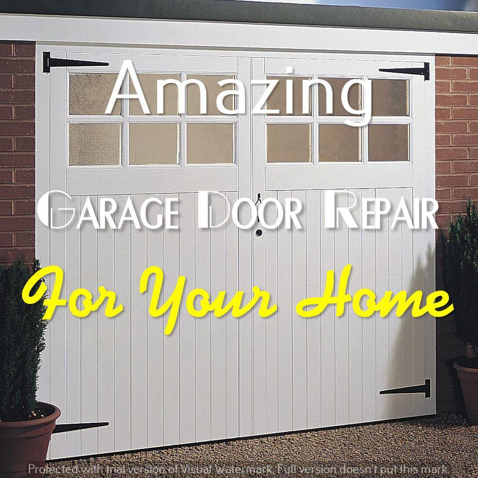 Electric Door Opener Door Repair Garage Door Repair Garage Doors