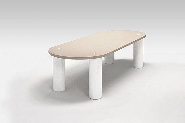 grande table sens interdit ovale putman - Grande Table Ovale