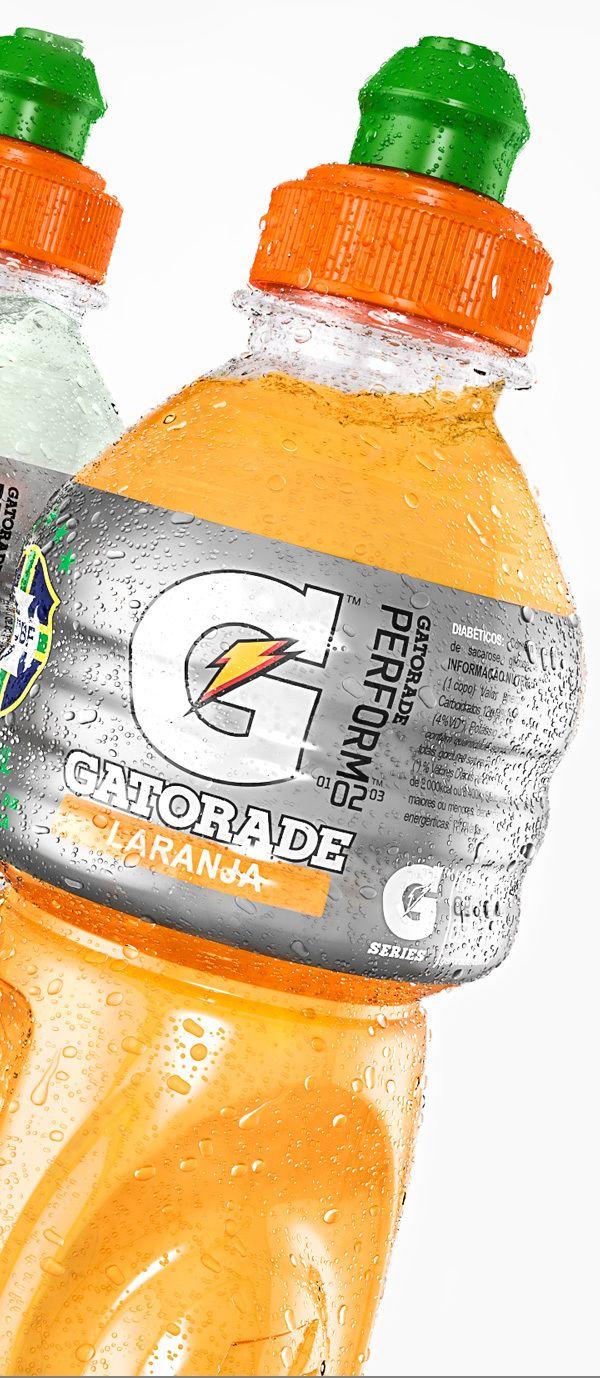 Gatorade 3D