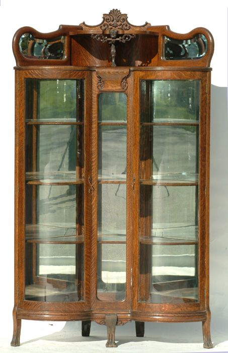 Enjoyable Antique Corner China Cabinet Antiques In 2019 Antique Home Interior And Landscaping Ologienasavecom