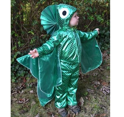 Tutorial fabulous fish halloween costume for kids for Fish head costume