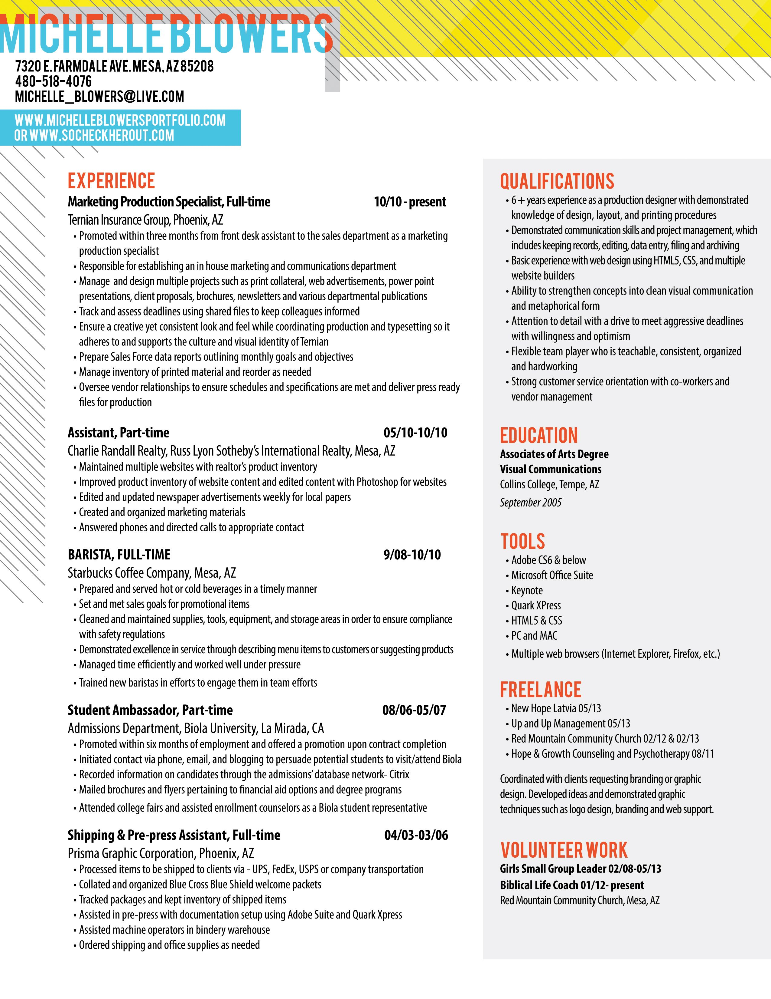 Resumes That Say Hire Me Job Info Cover Letter Tips Cover Letter For Resume