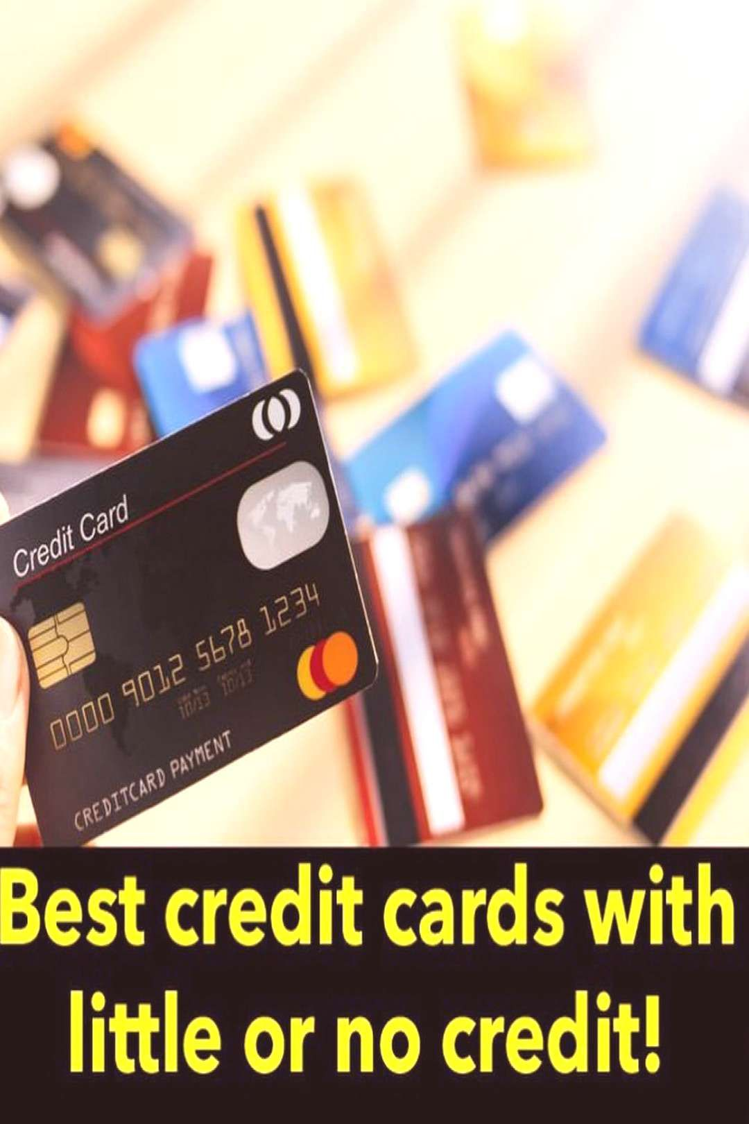 Creditcard Possible Payhent Little Credit Comes There Catch