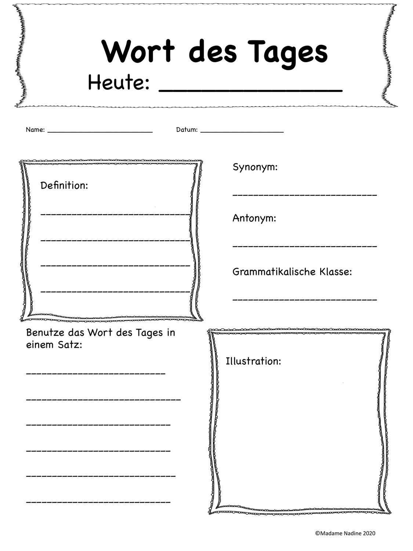 Daz Sommerworter Duden Und Worterbuch Unterrichtsmaterial Im Fach Daz Daf Sommer Worte Duden Wort Des Tages