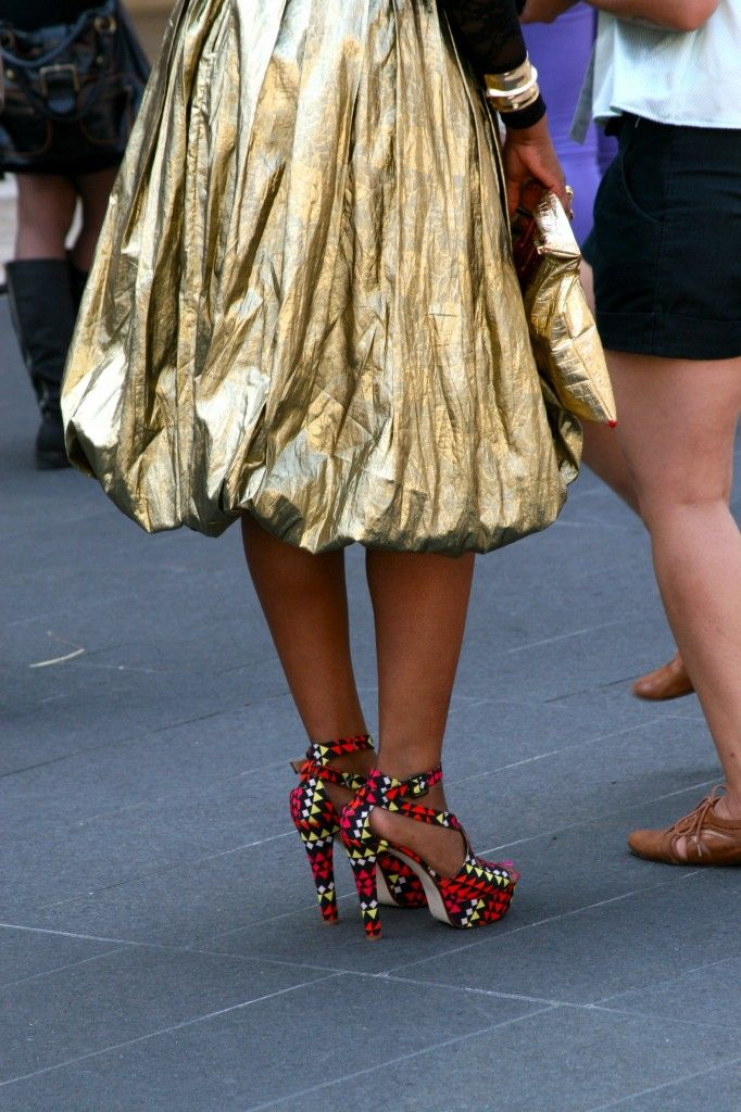 The Crème de la Crème Shoes of #NYFW