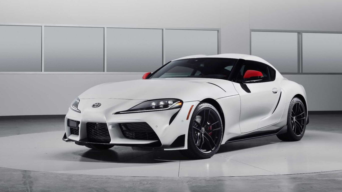 The 2021 Toyota Celica Might Be A Combination Of 3 Famous Toyota Models As An Outstanding Combination Of The Three S New Toyota Supra Toyota Supra Toyota Cars