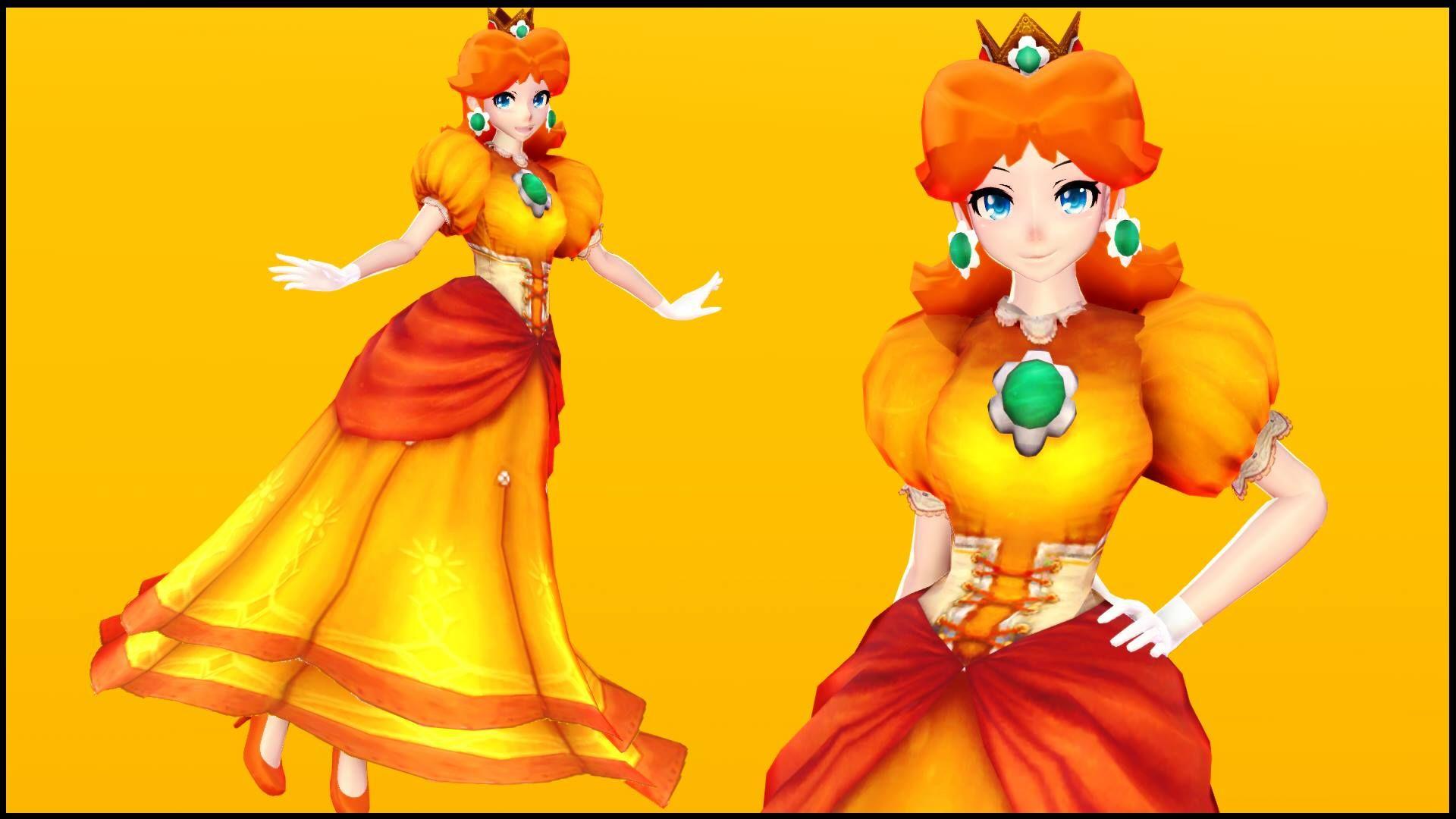 Super princess Daisy