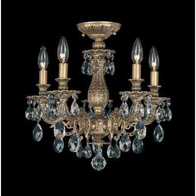 Schonbek milano 5 light crystal chandelier finish midnight gild schonbek milano 5 light crystal chandelier finish midnight gild crystal grade strass golden aloadofball Image collections