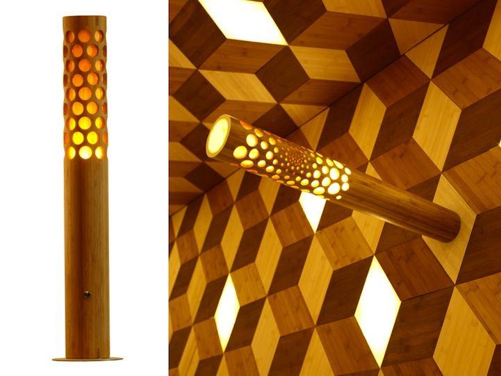 Led Lit Bamboo Room Con Imagenes Decoracion Hogar Decoracion