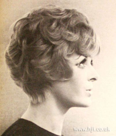 1969 francine leaper waves hairstyle