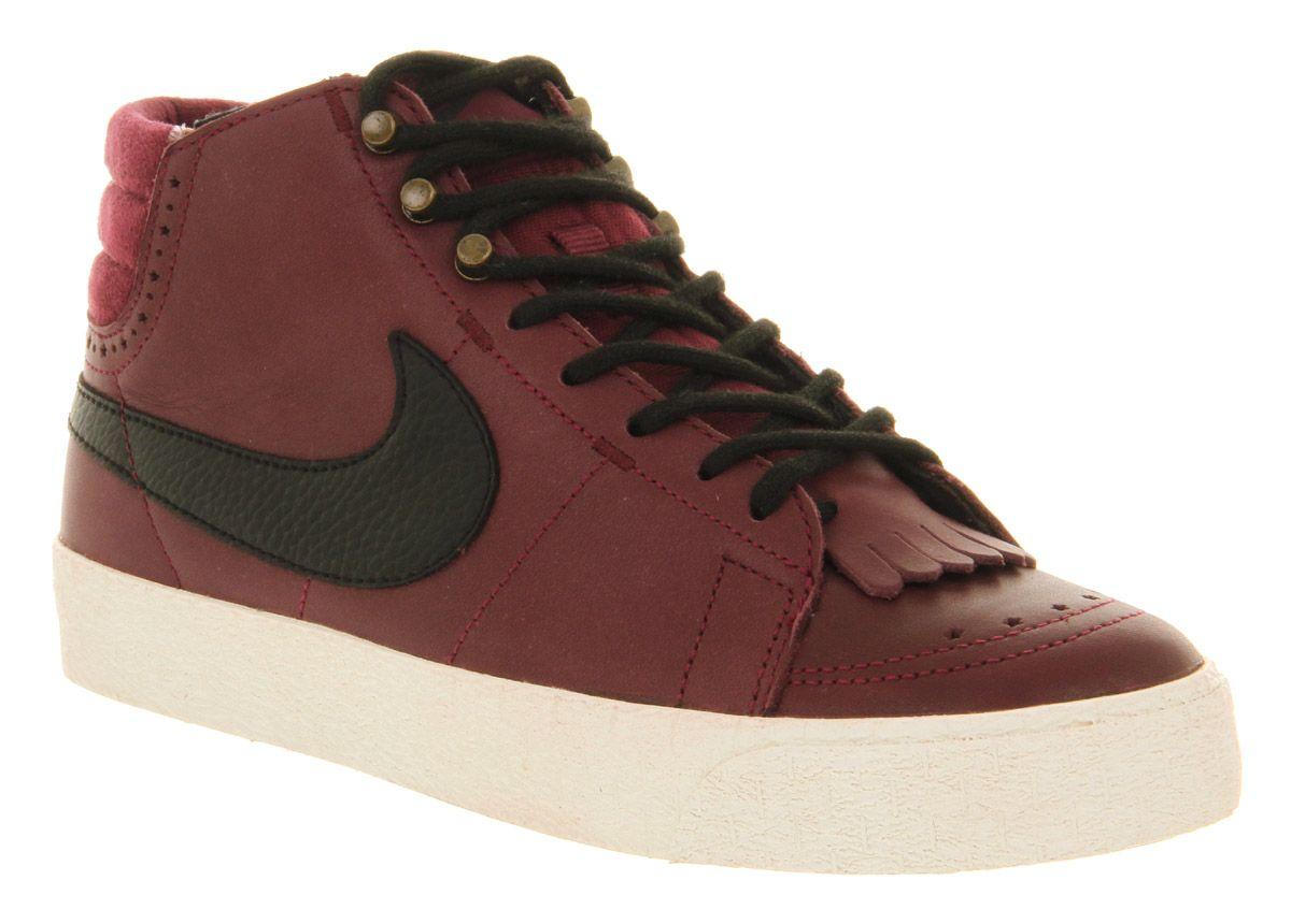 Nike Blazer Mi Lr Kiltie Mocassins pas cher ebay gbU32us3a