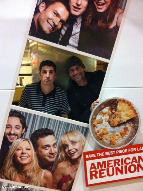 Jason Biggs Is Heaven Good Movies American Pie Movies Movie Tv