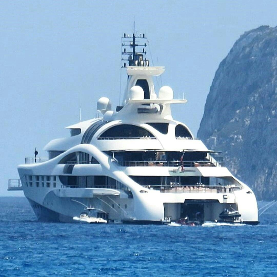 95 15m Private Yacht The Palladium Yacht Was Spotted In