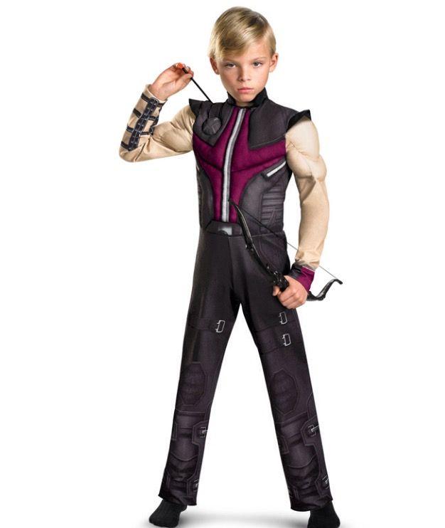 Kinder kostuum Hawkeye Avangers