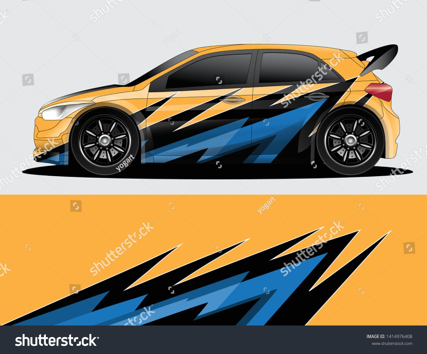 Car Stickers Personalized Race Car Rally Style Stickers Car Stickers Race Cars Car [ 2175 x 2175 Pixel ]