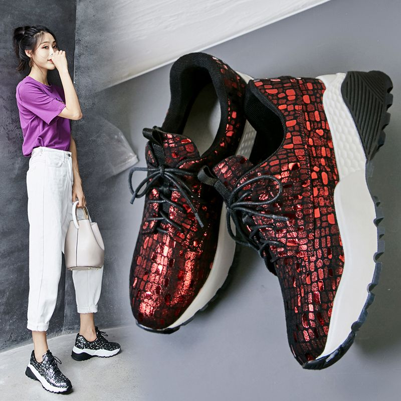 Metallic Shoe Trend From Summer To Fall
