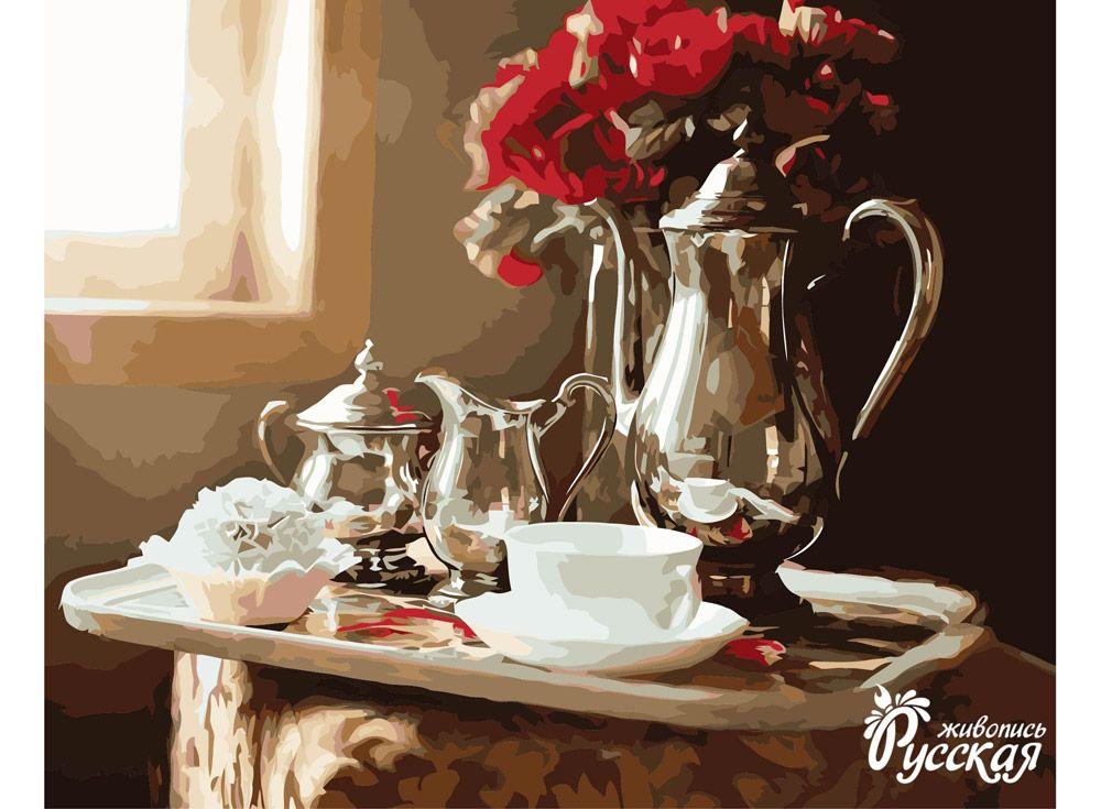Картина по номерам «Доброе утро» (с изображениями ...