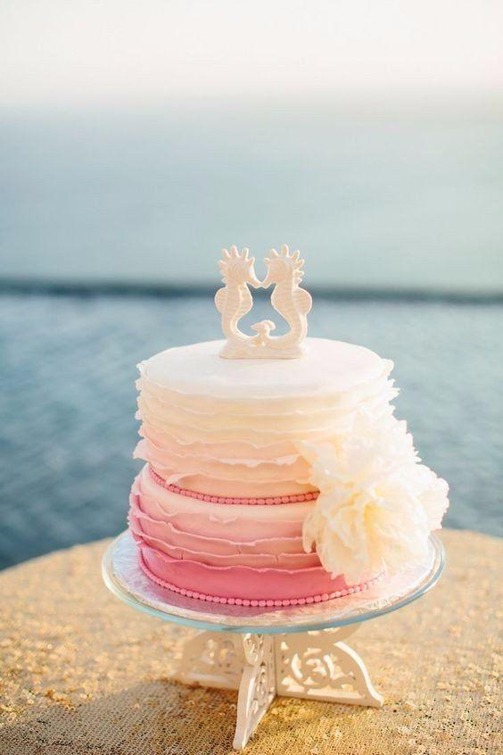 30 Pretty Seahorse Wedding Ideas From Pinterest | Seahorses, Wedding ...