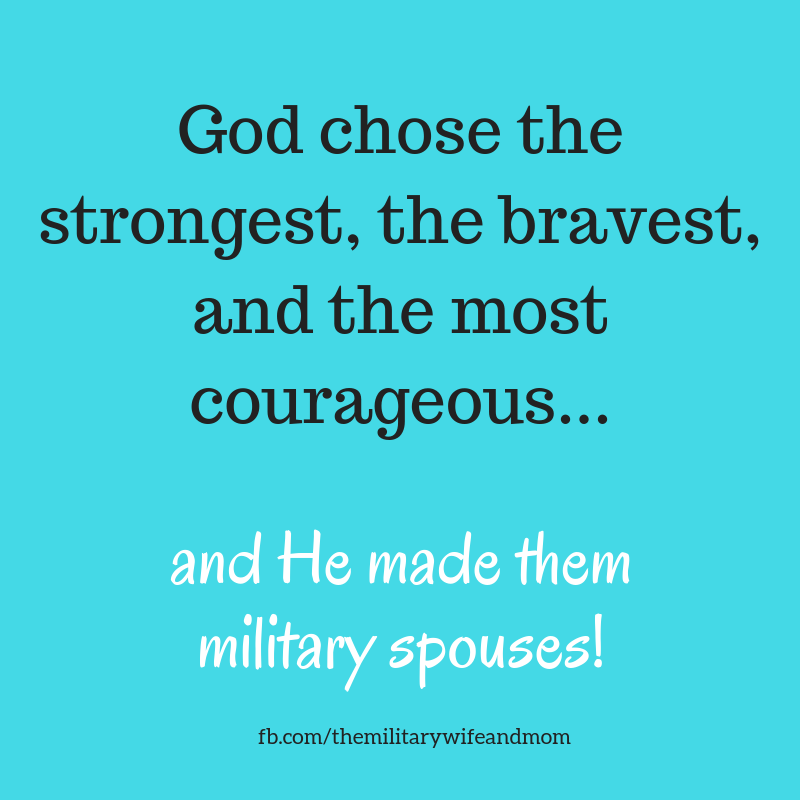 19 Inspirational Quotes for Military Families That Will
