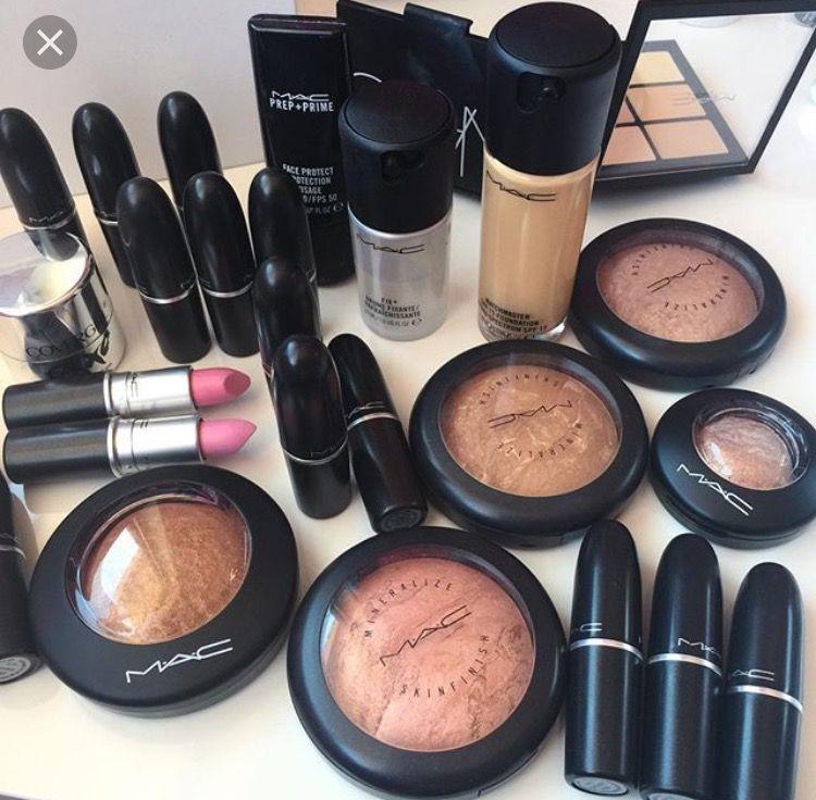 Mac products Makeup collection, Mac makeup, Makeup cosmetics
