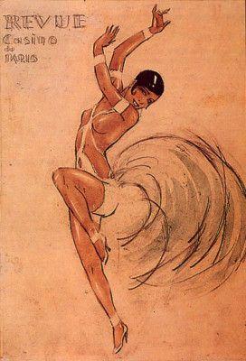 Revue Casino Paris France Fashion Dance Dancing Fine Vintage Poster Repro Large   eBay