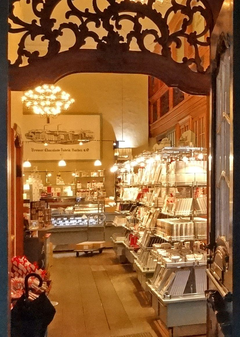 Der Shop am Marktplatz Leckereien in schönem Ambiente