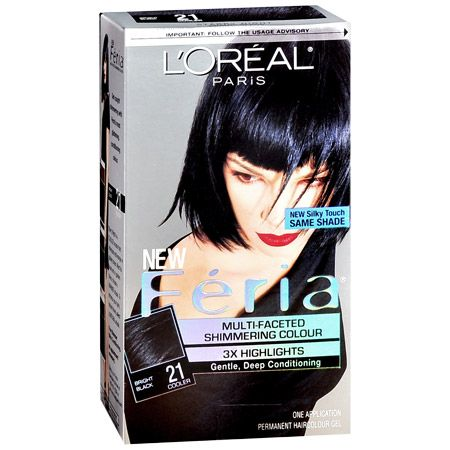 L Oreal Feria A Quick Way To Fry Your Hair A Product Review