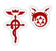 Anime Stickers Anime Stickers Fullmetal Alchemist Pokemon Stickers