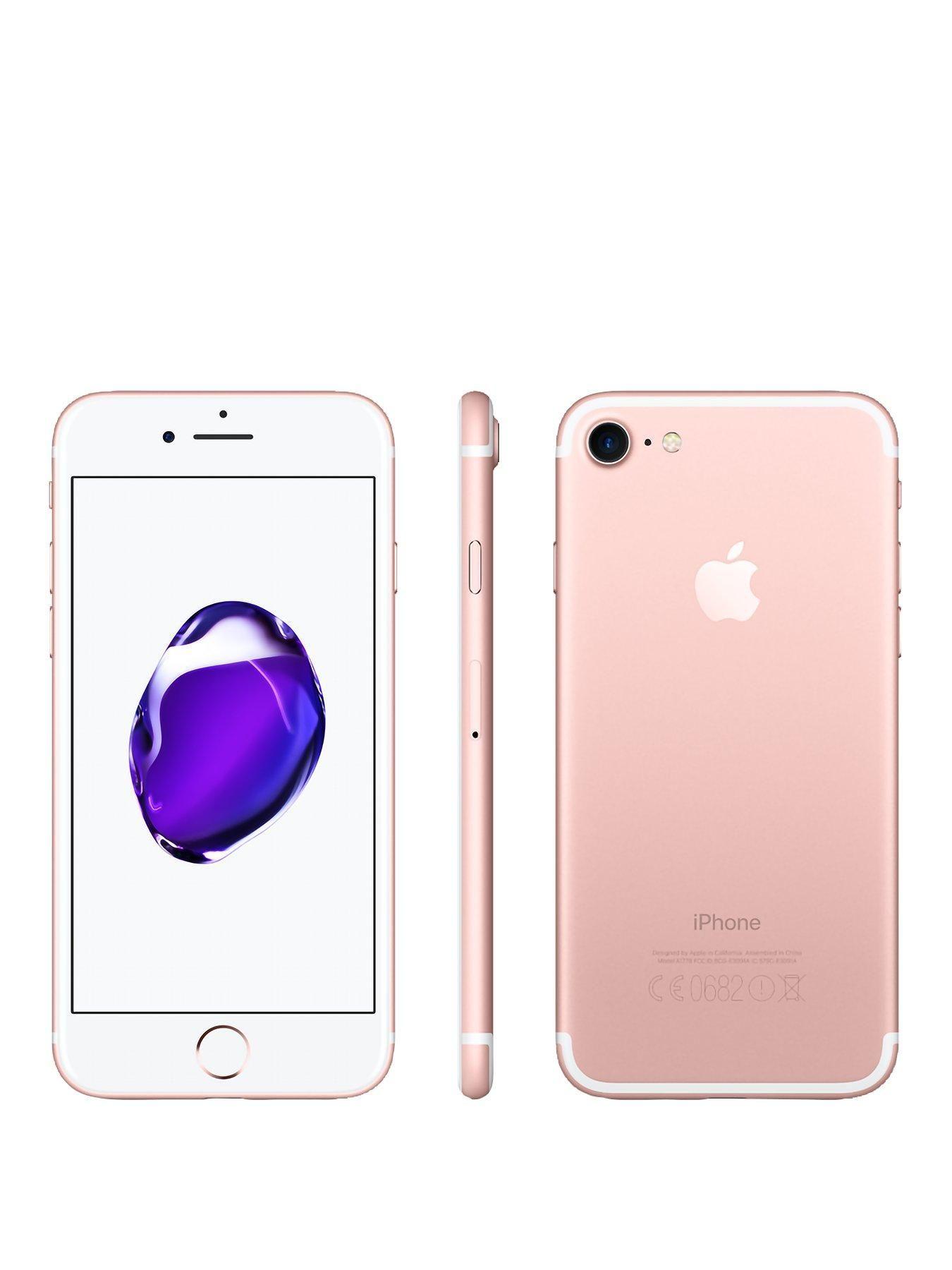 Apple Iphone 7 32gb Rose Gold Rose Gold