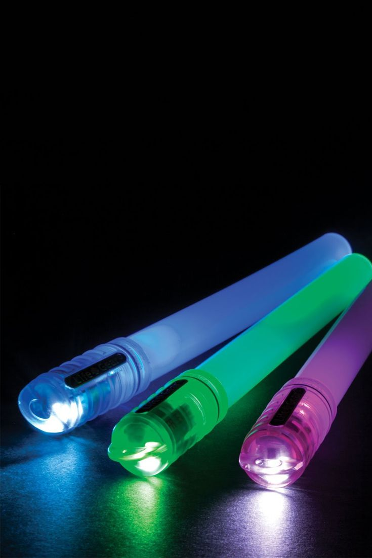 Led Glow Sticks Reusable Led Glow Sticks Are Perfect For Camping Emergencies