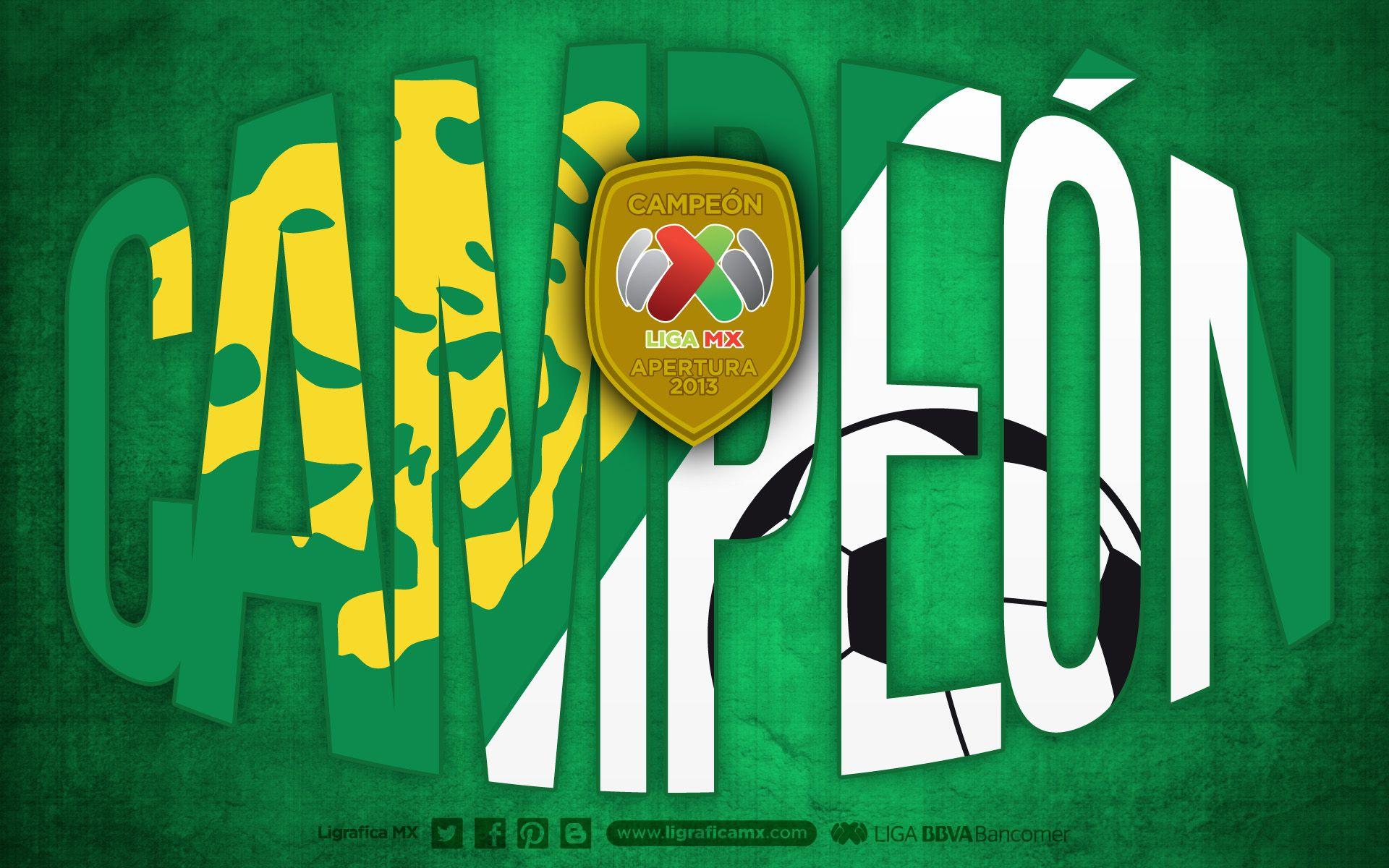 @Liga Bancomer MX • Campeón León FC • Ape13 • LigraficaMX 101213CTG(3)