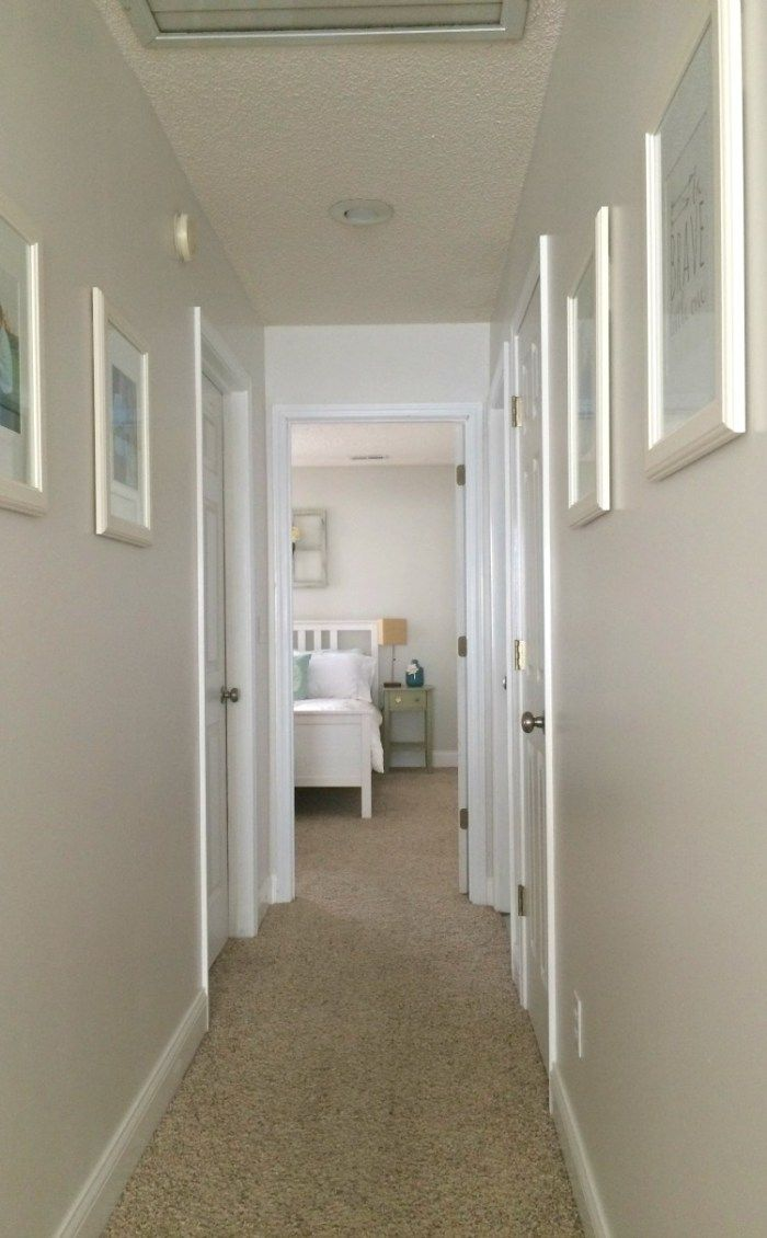 Five Ways To Update And Brighten A Dark Hallway Dark