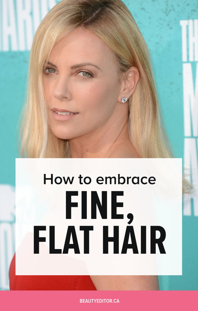 Beautiful Hairstyles For Fine Flat Hair Images - Styles & Ideas ...