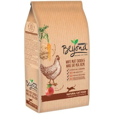 Purina Beyond Cat Food >> Purina Beyond Cat Chicken And Oatmeal Food 5 By 6 Lb