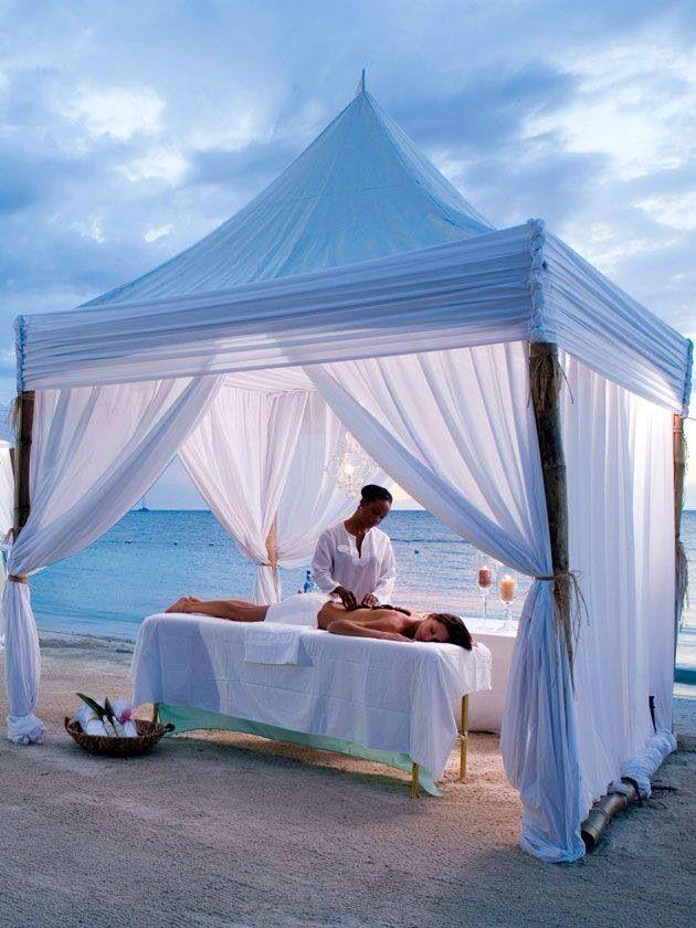Cabana Massage Spa Rooms Massage Relax
