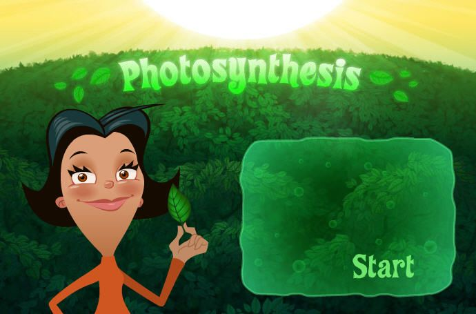 fotosynthese game +plantkunde