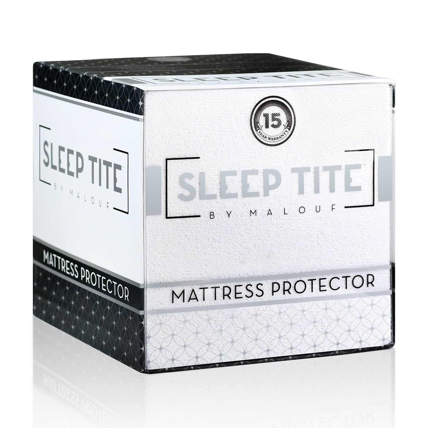 Malouf Sleep Tite Mattress Protector Amazon Sleep Tite By Malouf Hypoallergenic 100 Waterproof