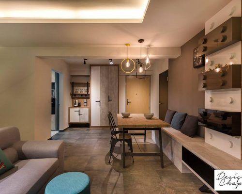 Skyterrace dawson condo interior design decorating projects living also hdb ideas pinterest rh
