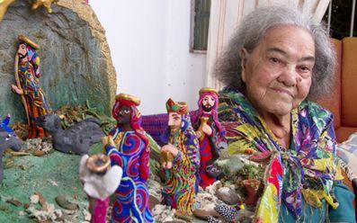 Museu do Folclore mantém exposição de Dona Lili figureira
