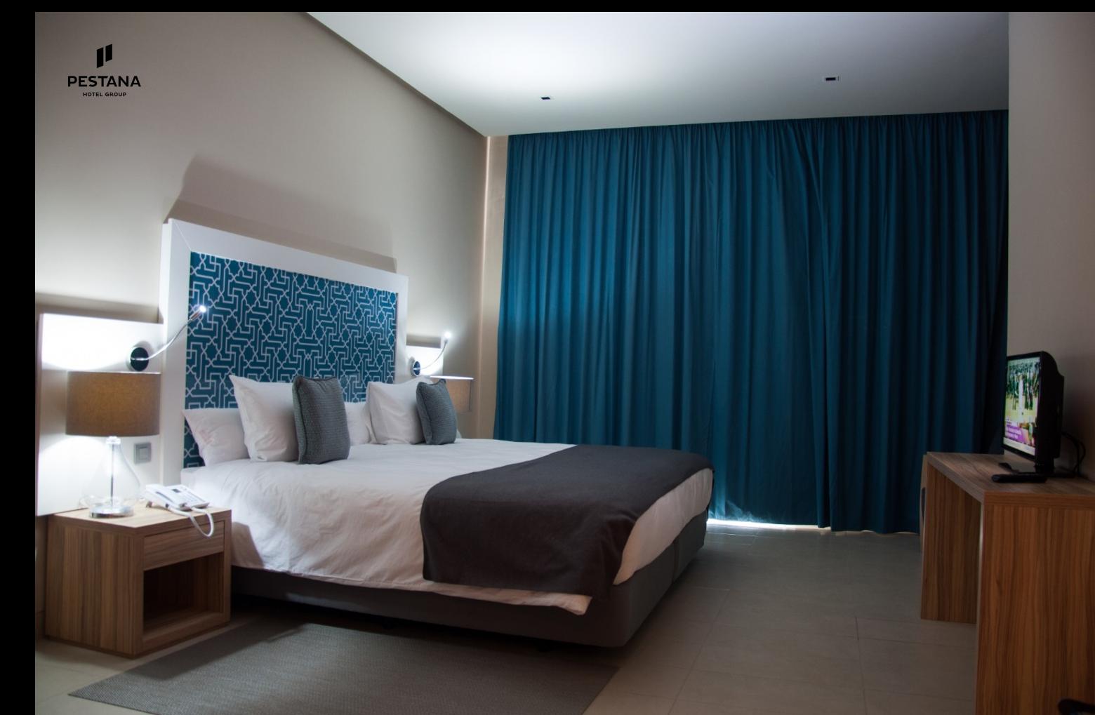 Best Simple But Elegant Bedroom Pestana Casablanca Hotel 400 x 300