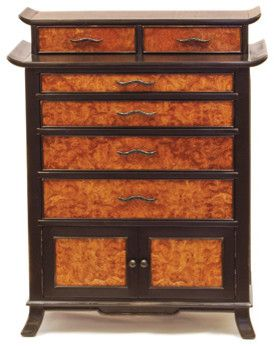 Tsunami Chest Asian Dressers Chests And Bedroom Armoires Portland Robert Seliger Custom