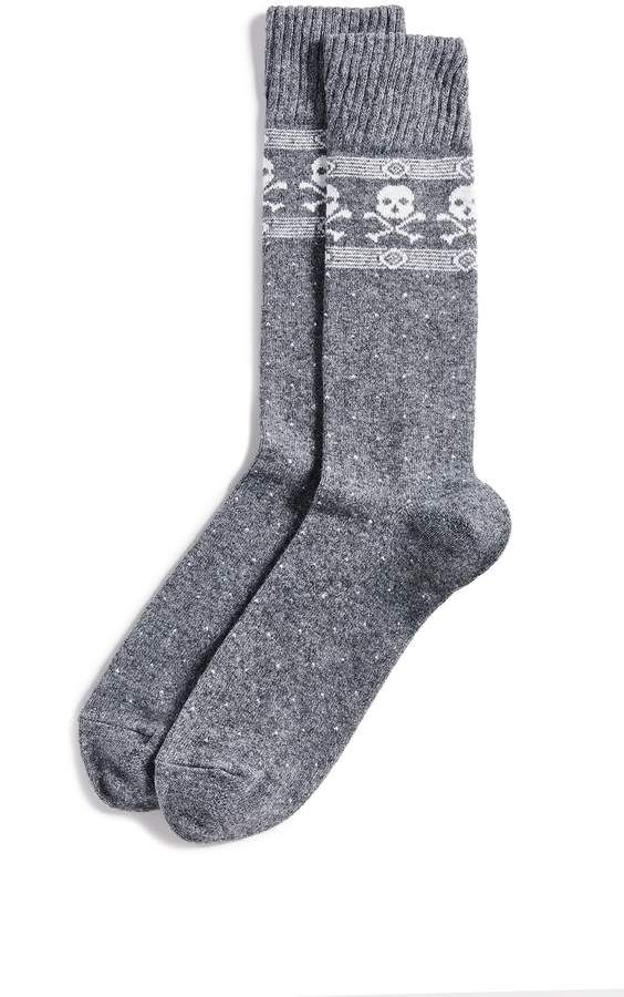 adbcc46e3282d Cashmere Blend Skull Socks | Products | Polo ralph lauren, Socks, Polo