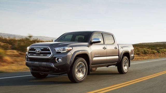 2018 Toyota Tacoma Redesign Tacoma Truck Toyota Tacoma Toyota